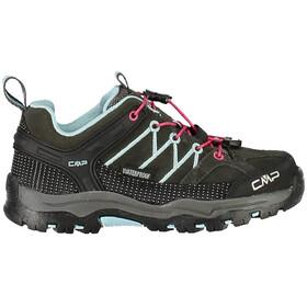 CMP Campagnolo Rigel Low WP Shoes Children grey/black